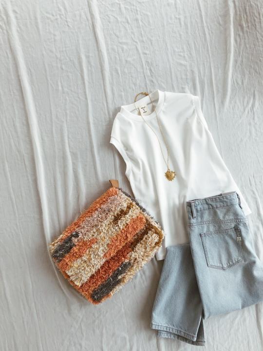 cleobella nuance color 2way bag