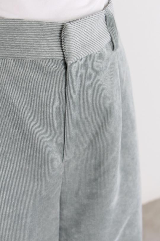 JUST corduroy wide pants
