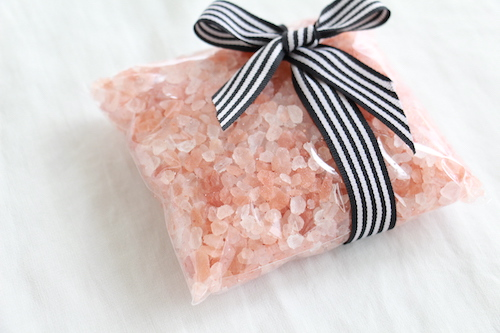 LaLaLei  bath salt (refill pack)