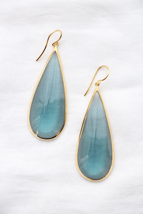 LUCAS JACK drop earrings