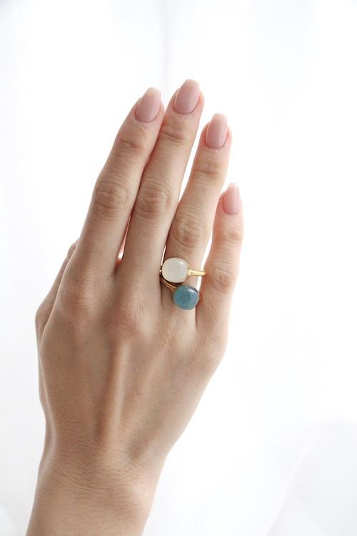 LUCAS JACK resin ring