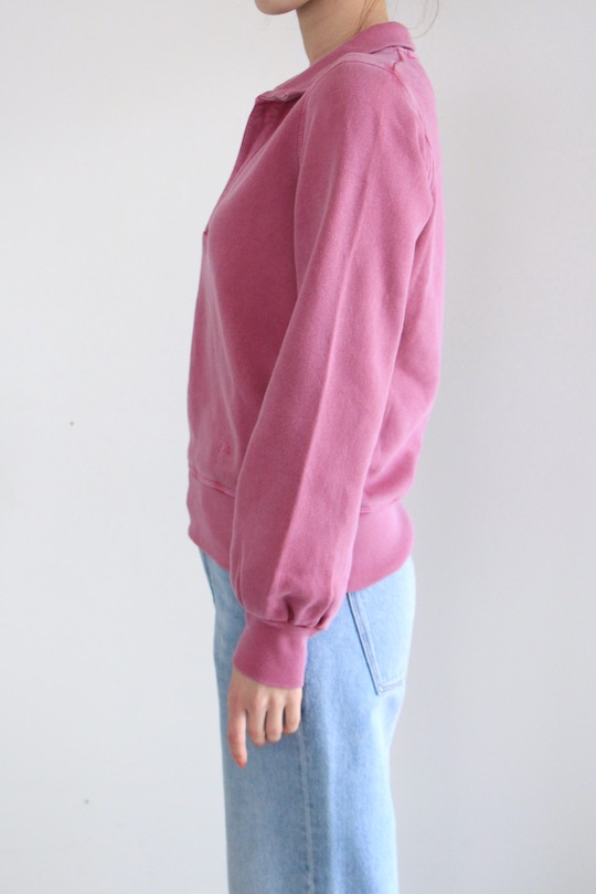 Leon&Harper pink shirt sweat TOPS