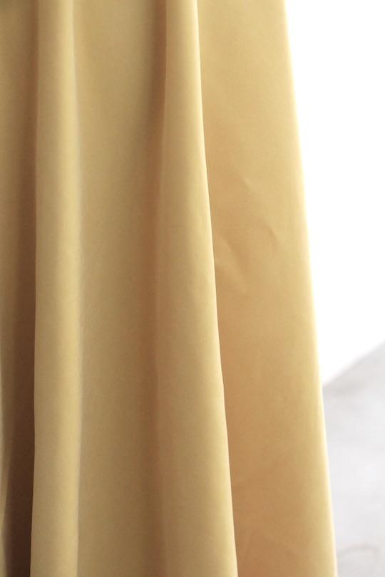 LaLaLei asymmetry flare SK yellow