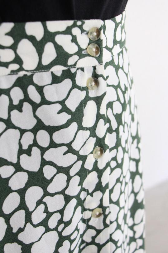 Leon&Harper green leopard SK
