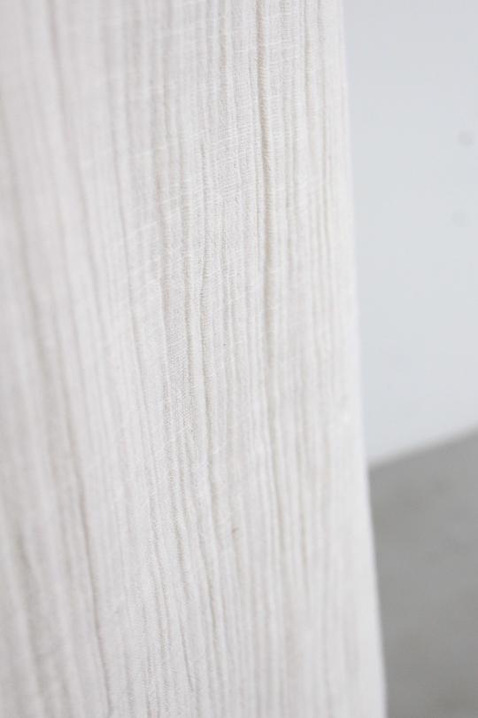 <img class='new_mark_img1' src='https://img.shop-pro.jp/img/new/icons55.gif' style='border:none;display:inline;margin:0px;padding:0px;width:auto;' />RITA ROW V-neck  cotton dress white