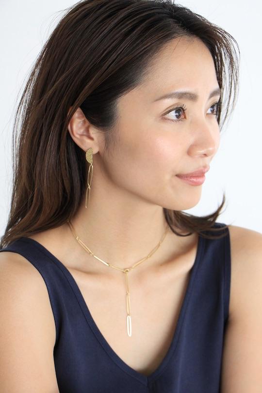 RITA ROW round chain necklace