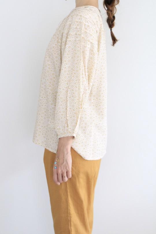 cleobella oriental design long sleeve tops