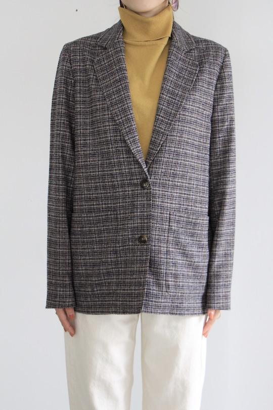 Leon&Harper plaid jacket