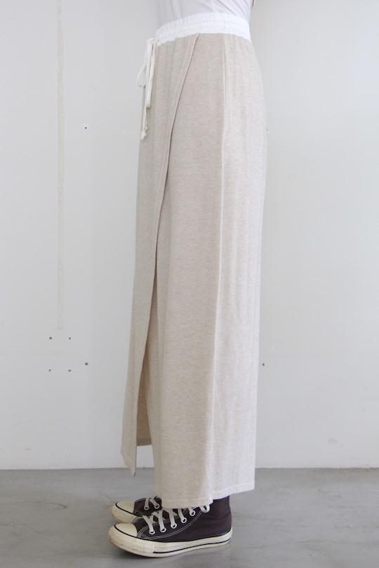 simple front design slit SK