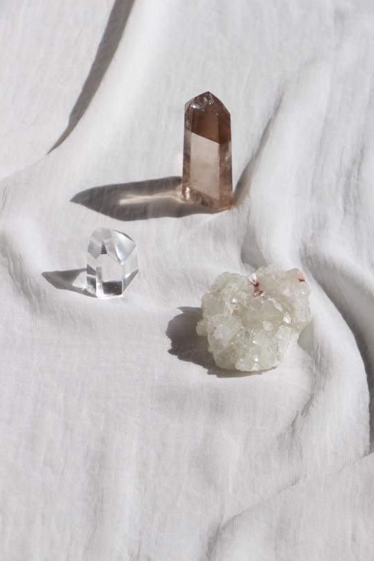 TOBIAS&ALYSHA crystal point