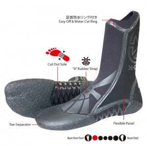 3mm Ultra Light Comfyt Boots II