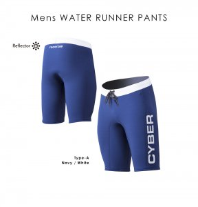 Water Runner Low Rise Short Pants