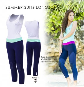 Summer Suits Long John