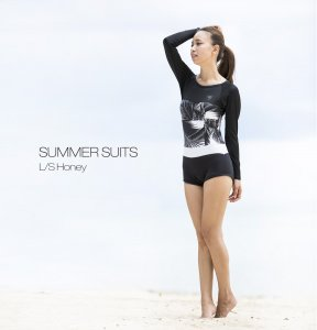 SUMMER SUITS L/S Honey