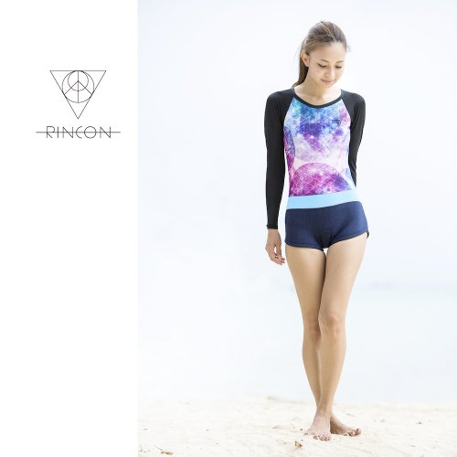 SUMMER SUITS L/S Lagoon-101