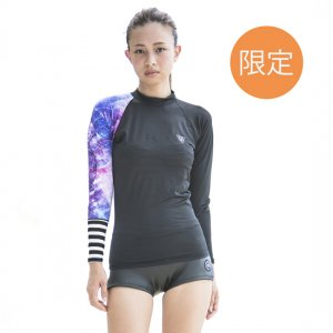 UV LYCRA BEACH APPAREL Lagoon RushGuard