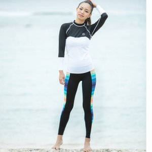 UV Lycra Skinny Pants Horizon