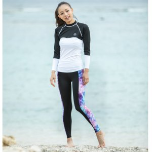 UV Lycra Skinny Pants Planet