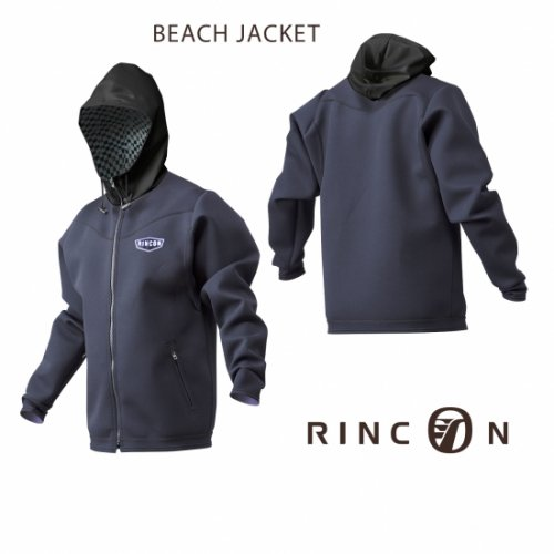Hooded Beach Jacket_2020
