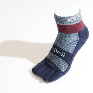 インジンジ トレイル ミニクルー ミッドウェイト(4色)