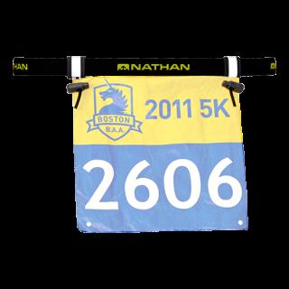 NATHAN RACE NUMBER BELT ネイサン レースナンバー ベルト