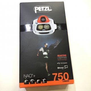 PETZL  NAO+ ぺツル ナオプラス