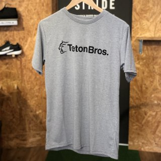 <img class='new_mark_img1' src='https://img.shop-pro.jp/img/new/icons1.gif' style='border:none;display:inline;margin:0px;padding:0px;width:auto;' />Tetotn Bros. M's Standerd Logo Tee