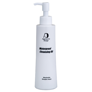 Aggressive Design Waterproof Cleansing Oil 200ml(クレンジング)