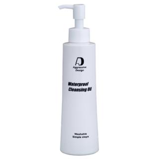 Aggressive Design Waterproof Cleansing Oil 200ml(クレンジング)