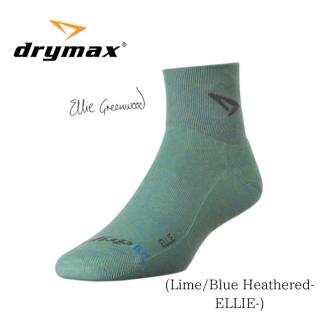 drymax Lite Trail ELLIE GREENWOOD(ライトトレイルランニング 1/4クルー)