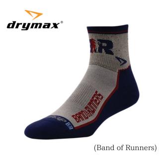 drymax Lite Trail Run 1/4 Crew Band of Runners(ドライマックス ライト・トレイルランニング)