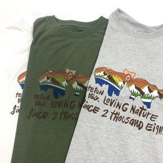 Teton Bros. WS Loving Nature Tee (ウィメンズ プリントT)