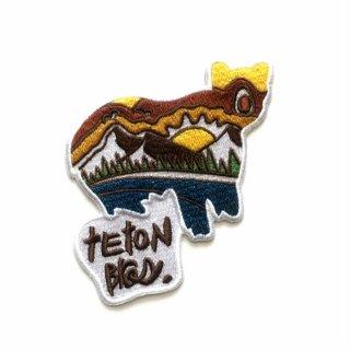 Teton Bros. TB Loving Nature Patch(ティートンブロス ラビングネイチャー パッチ)