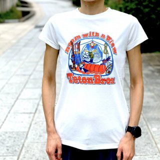 Teton Bros. W Room with a View Tee (ウィメンズ プリントT)