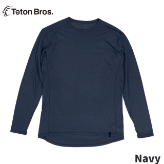 <img class='new_mark_img1' src='https://img.shop-pro.jp/img/new/icons25.gif' style='border:none;display:inline;margin:0px;padding:0px;width:auto;' />Teton Bros. WS Axio Lite Long Sleeve(ティートンブロス  アクシオライト ハイブリッドウール ロングスリーブ 女性用)
