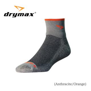 drymax Maximum Protection Trail Run 1/4 Crew(ドライマックス マキシマムプロテクション)