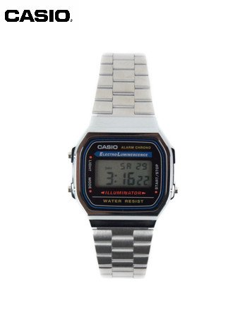 CASIO - STANDARD WATCH (SILVER) DBC611G-1