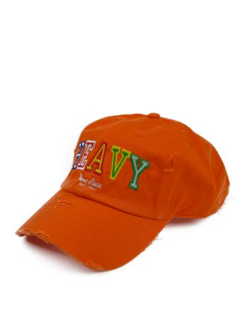 MONO STARZ - HEAVY HAT (ORANGE)