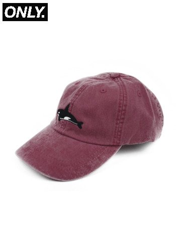 ONLY NY - ORCA POLO HAT (RED)