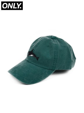 ONLY NY - ORCA POLO HAT (EMERALD)