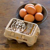 炭たま卵かけ醤油セット