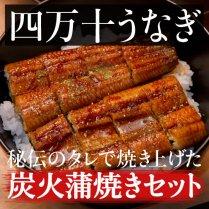 「ただ今送料無料」四万十うなぎ蒲焼きセット【秘伝タレで焼き上げた】