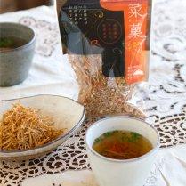 絶品!乾燥えのき「菜菓」40g×5袋【低カロリー、無添加、栄養満点】