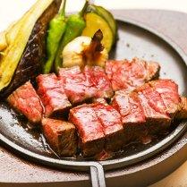 【初回限定30セット】土佐あかうし モモとヒレのブロック肉(各300g)あかうし専用塩付き/【ほどよい霜降りと、旨みと甘みたっぷりの赤身が美味しい】