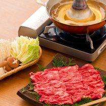 土佐あかうし しゃぶしゃぶ用ロース500g【赤身が美味しい幻の和牛】の商品画像