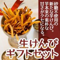 生けんぴギフトセット【砂糖不使用の新たな芋けんぴ】