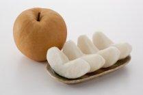 川淵果樹園の新高梨 2.4kg(3玉入)【蜜のような甘さと芳醇な香り】の商品画像