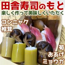 田舎寿司のもと【高知を代表する田舎料理をご自宅で】