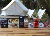キャンプが楽しくなる高知食品セットの商品画像