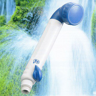 【送料込み!】素粒水シャワーヘッド